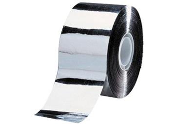 NIXEL лента алюминиевая 5cm/50 мб металическая