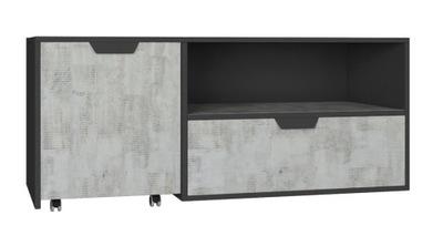 мебель NANO 10 шкаф столик RTV 120 с kontenerkiem