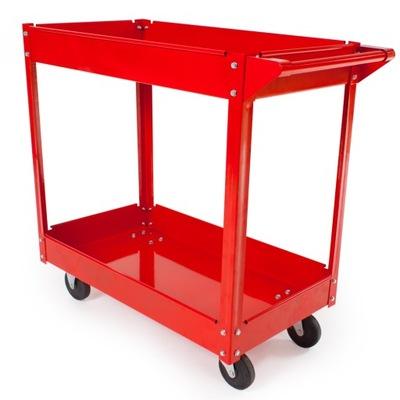 2-poziomowy Wózek Warsztatowy nośność 100kg 400879