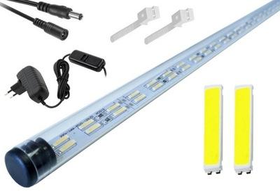 LED trubicové akváriové svietidlo 8520 70cm SLIM I