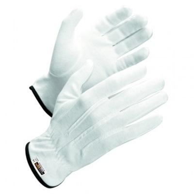 перчатки хлопковые для монет - размер 6 для 10