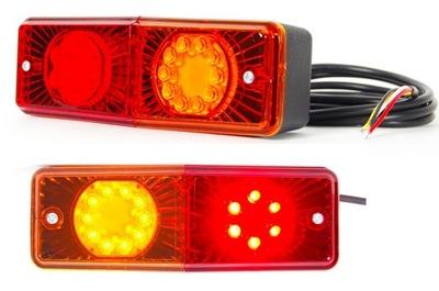 фонарь Экскаватор коляска Widlak JCB 12 /24 LED 2X
