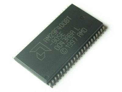 [1szt] AM29F400BT90SE Flash 4M -55/+125'C{12451}