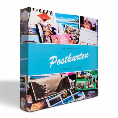 Альбом на 600 штук . открытки - Leuchtturm