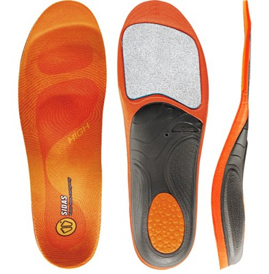 Vložky pre topánky SIDAS 3Feet Zimné Vysoké XL 44-45
