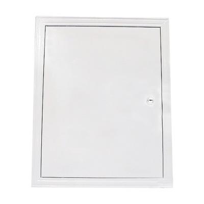 Revízne dvierka - prístupové Dvere kovové 25x55 cm zámok/rukoväť