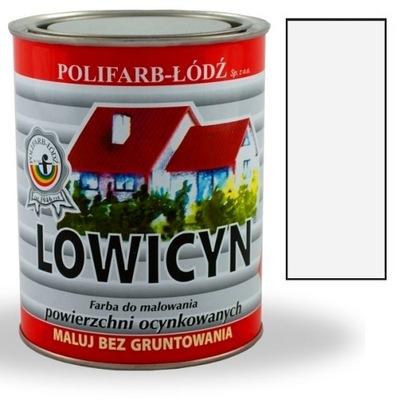 Lowicyn náter na zinok, HLINÍK RAL9005 MATT 5L