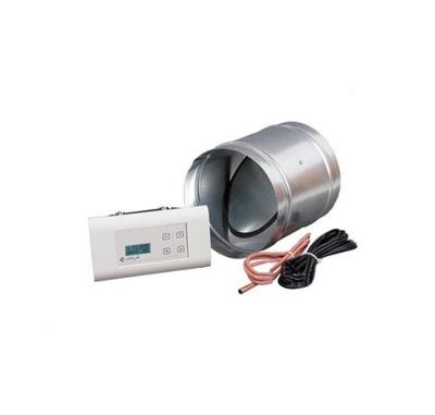 Regulátor rýchlosti - Krbový regulátor s klapkou MS 150 PLUS