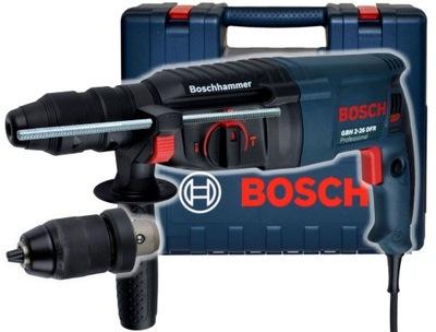 строительный перфоратор ГГБ 2 -26 DFR Bosch