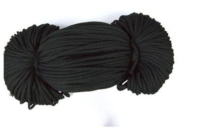 Sznurek odzieżowy poliestrowy 2mm 100m 14 kolorów