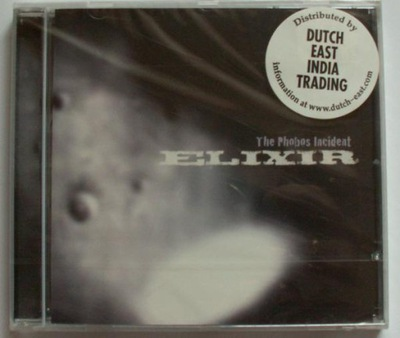 ELIXIR CD - THE PHOBOS INCIDENT