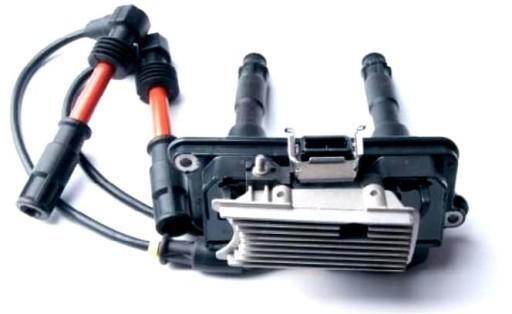 запчасти катушка зажигания Audi A4 B5 1994 2001 разборка купить