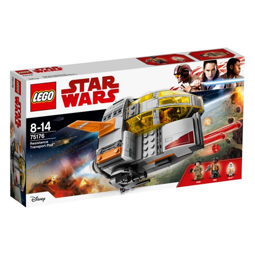 LEGO Star Wars Pojazd Transportowy Ruchu op 75176