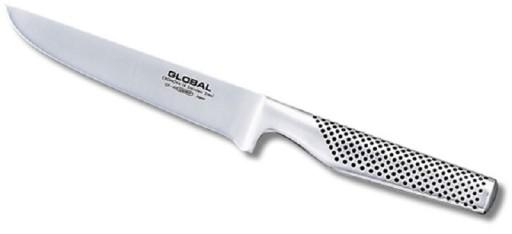 Global japoński nóż kuchenny do wykrawania GF-40