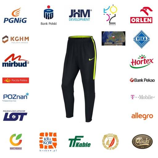 Spodnie Nike Dry Academy Pant czarne SIZE XL 9860399446 Odzież Męska Spodnie CC LZPBCC-4