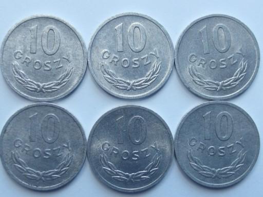 Moneta 10 Gr 1969 R Ladna 4994201099 Allegro Pl