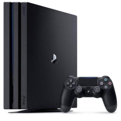 PS4 KONSOLA PRO 1TB + PAD NOWA!