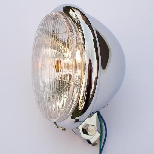 LAMPA PRZEDNIA REFLEKTOR 5 3/4 CALA DOLNEMOCOWANIE