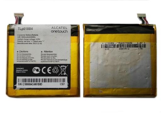 f1f14dad7b8 BATERIA Alcatel idol 6030 6030D OT-6030X 6030A 6149218763 - Allegro.pl