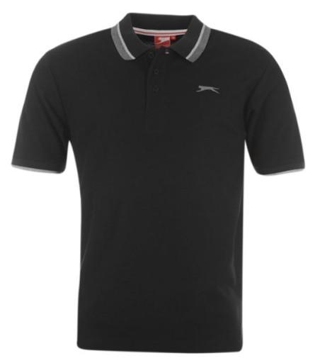 Koszulka Polo T-shirt SLAZENGER- 7 kolorów tu: L