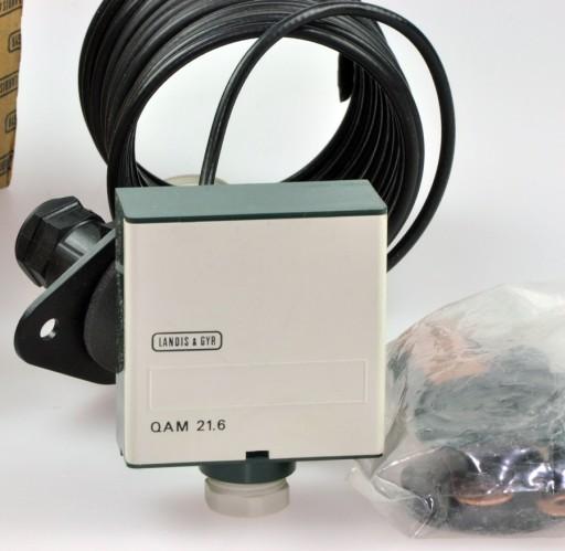 Czujnik temperatury kanału wentylacji QAM 21.6