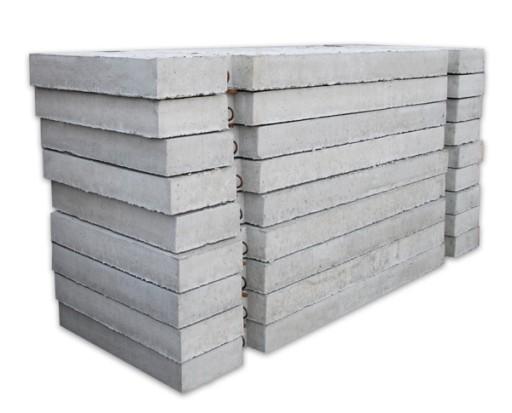 Płyty Drogowe Dębica 300x150x15 Betonowe MON