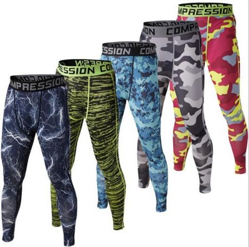 Termoaktywne Spodnie Meskie Do Biegania 3xl 6745103549 Allegro Pl