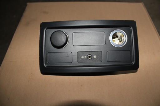 BMW E60 E61 FACELIFT ZIEBTUVELIS LIZDAS AUX