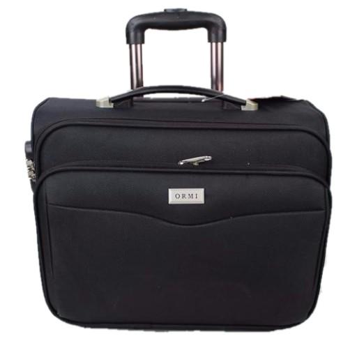 WALIZKA NA KÓŁKACH TORBA na laptop dokumenty kufer