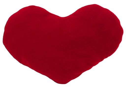 Duże Serce Poduszka Na Walentynki 30x40 Cm 6671053187 Allegropl