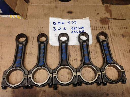SVAISTIKLIS SVAISTIKLIAI BMW e39 3.0d 135KW 142KW