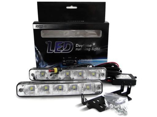 Super Mocne światła Do Jazdy Dziennej Led Leadhome