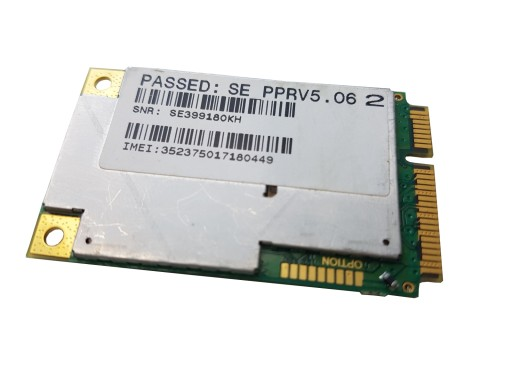 DRIVER: ASUS WWAN OPTION GTM378