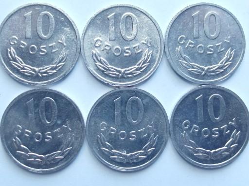 Moneta 10 Gr 1980 R Mennicza Stan 1 6787466468 Allegro Pl