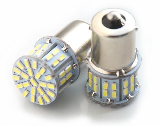 24V LED BA15S 50 SMD P21W 5180482245