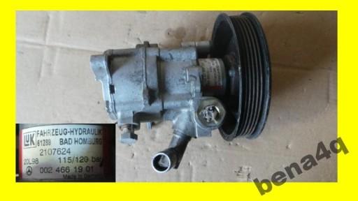 Pompa AMPLIFIER MERCEDES W210 2.2 CDI 0024661901
