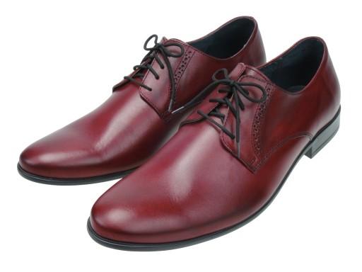 buty boirdowe męskie do garnituru