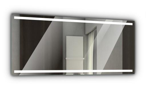 Lustro Podświetlane Led 90x60 Do łazienki Denver