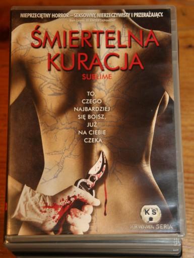 ŚMIERTELNA KURACJA       DVD