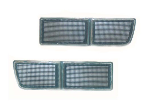VW GOLF 3 III VENTO CURVED COVER BUMPER KPL