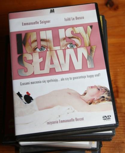 KULISY SŁAWY   DVD