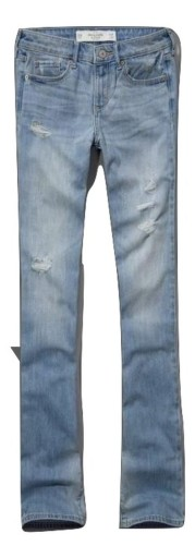 Abercrombie & Fitch Hollister jeansy 28/31
