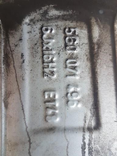VW GOLF 5G0601025CA FELGA 6JX16 ET48