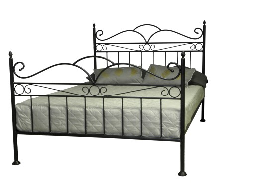 łóżko Metal Fantazja 120 Kute 8kol Promocja