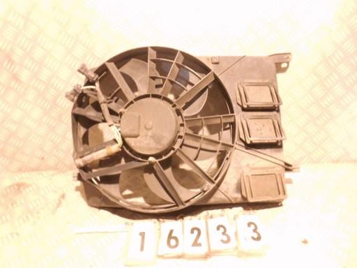 VENTILIATORIUS AUSINTUVO SAAB 9-3 2.0 T 2.3 T 4962924