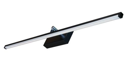 Kinkiet Lampa Nad Lustro Czarna 100cm Diody 5050 5625729244 Allegropl
