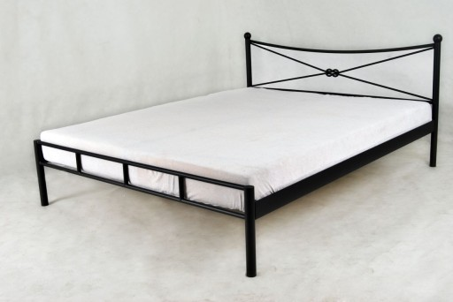 łóżko Metalowe Kute 180x200 Producent