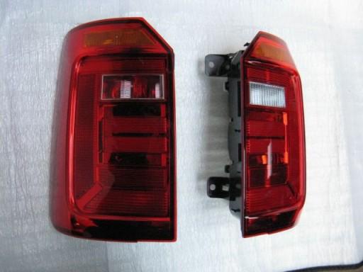 Lampa Lampy Tylne Caddy 2015 2018 2k5 Model Klapa