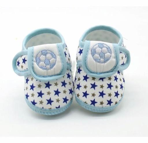 a2b0b52194eb9 Buciki dla niemowlaka buty dla niemowląt 0-6 mcy 7606350606 - Allegro.pl