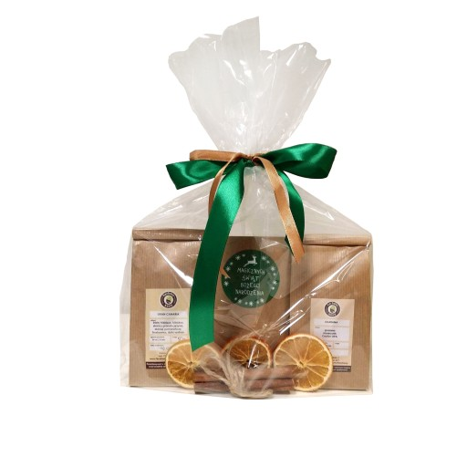 Prezent Swiateczny Upominek Cynamon Herbata Sypana 7043037680 Allegro Pl